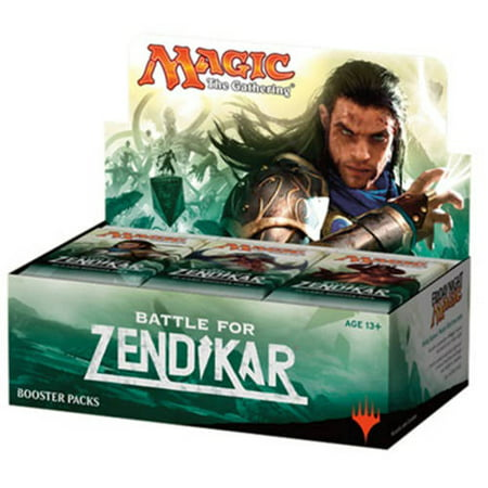 Giants Booster Pack - Magic: The Gathering Battle for Zendikar Booster Box 36 packs