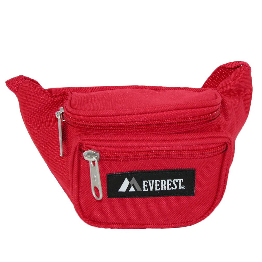 Everest  Boys' Fabric Waist Pack