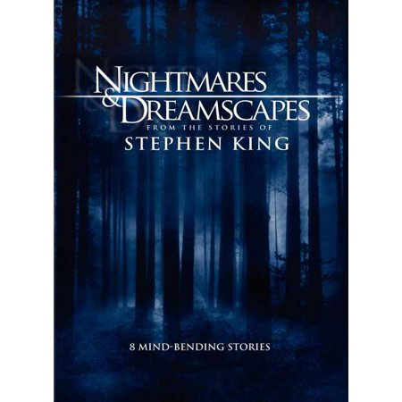 Nightmares and Dreamscapes: From the Stories of Stephen King Poster Movie 27 x 40 In - 69cm x 102cm William Hurt William H. Macy Eion Bailey Ron Livingston Claire Forlani Jeremy