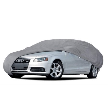 Car Cover for Audi A4 91-14 Waterproof Sun UV Proof Breathable Multi