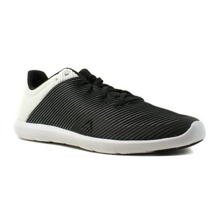 Reebok Womens Studio Basics Black White Dance Shoes Size 7.5 New 24075e55c