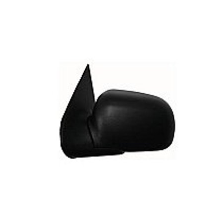 Go-Parts » 2002 - 2005 Ford Explorer Side View Mirror (Power Remote + Non-Heated + with Puddle Light + Folding) - Left (Driver) 1L2Z 17683 BAA FO1320211 Replacement For Ford Explorer