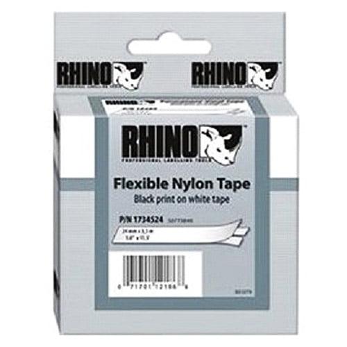 Dymo Flexible Nylon Label Tape