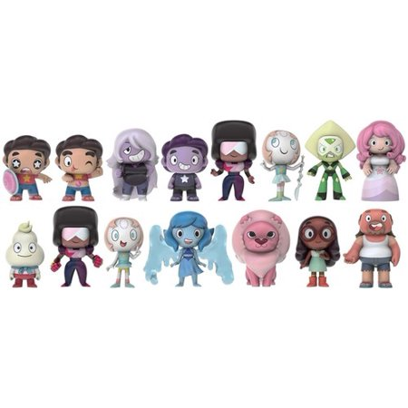 FUNKO MYSTERY MINI: STEVEN UNIVERSE BLINDBOX (ONE FIGURE PER PURCHASE)