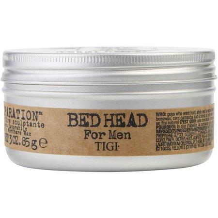 BED HEAD MEN by Tigi - MATTE SEPARATION WAX 3 OZ (GOLD PACKAGING) - (Tigi Bed Head Men Matte Separation Wax)