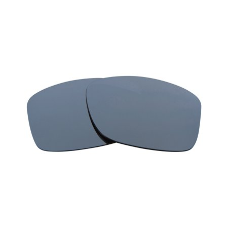 Replacement Lenses Compatible with OAKLEY JUPITER SQUARED Metallic Silver Mirror