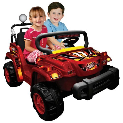 Kid Motorz Mighty Wheelz SUV Battery Powered Riding Toy