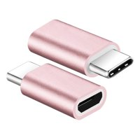 USB Type C Adapter Connector USB-C Male to Micro USB Female Adapter Charge Sync Converter For Samsung Galaxy S10 S10+ S10e S9 S9+ S8 S8+ Note8 9 LG G6 G7 V30 HTC 10 Google Pixel XL OnePlus 3 5 by Borz
