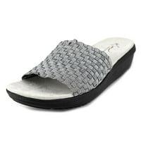 b5fc8353c6b Product Image Kim Rogers Finley Women Open Toe Canvas Wedge Sandal