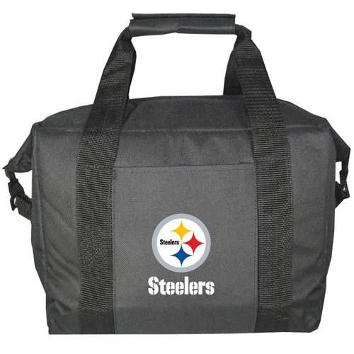 NFL Pittsburgh Steelers 12-Pack Kooler Bag