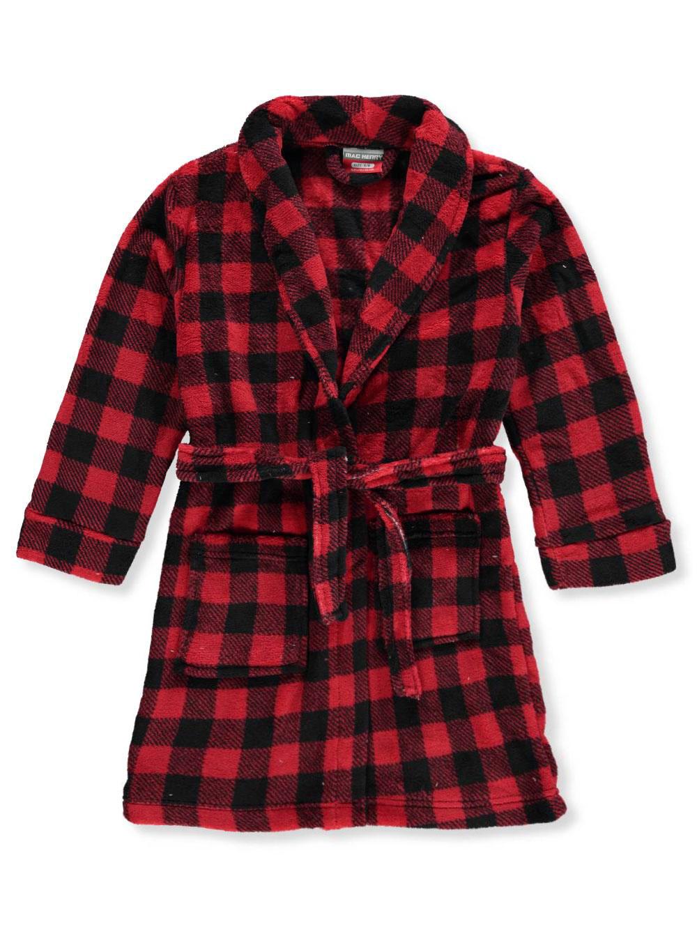 Sweet n Sassy Boys' Plush Robe