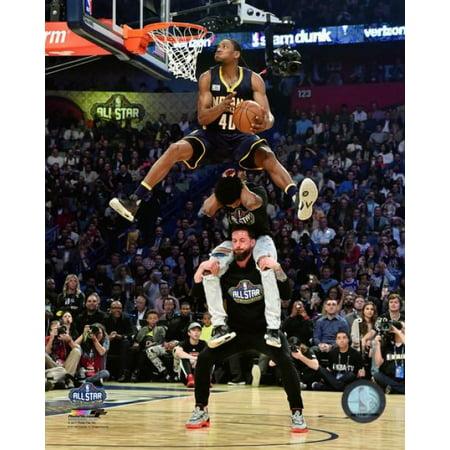 Glenn Robinson 2017 NBA All-Star Game Slam Dunk Contest Photo