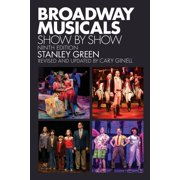 Broadway Musicals : Show by Show (Edition 9) (Paperback)