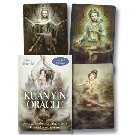 Kuan Yin Oracle (Pocket Edition) : Kuan Yin. Radiant with Divine Compassion.
