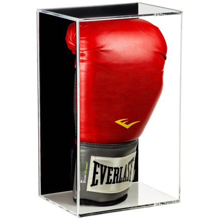 - Vertical Boxing Glove Display Case with Wall Mount (A044)