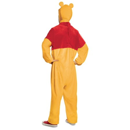 Winnie the Pooh Deluxe Adult Costume for $<!---->