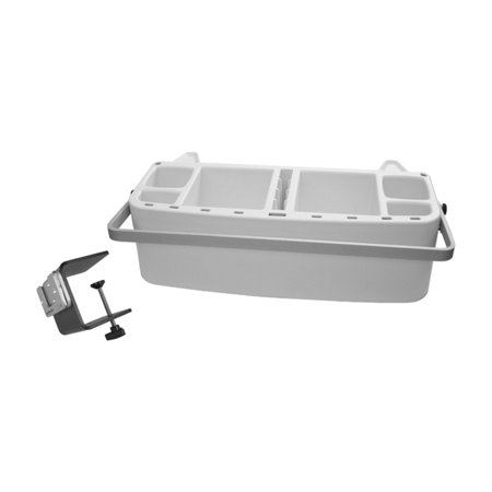 Kennel Gear Hd Ultra Supply Caddy With Handle Large Table Mount
