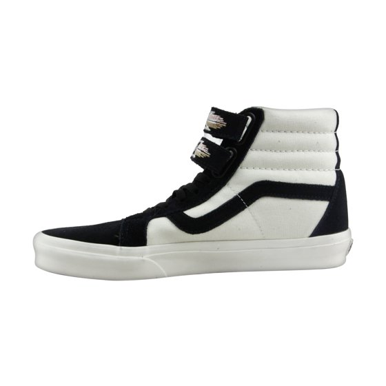 71febbef7e Vans Sk8-Hi Reissue V Mens Blue Suede   Canvas High Top Lace Up Sneakers  Shoes