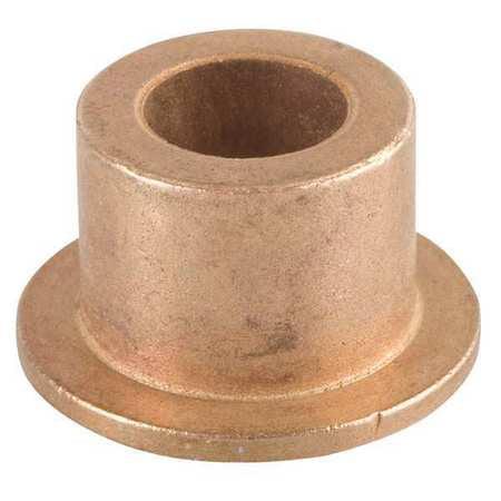 5//8,L 1-1//4,PK3 Flanged Bearing,I.D SAE 841 EF101420 B Powdered Metal Bronze