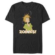 Scooby Doo Men's Shaggy Zoinks! T-Shirt