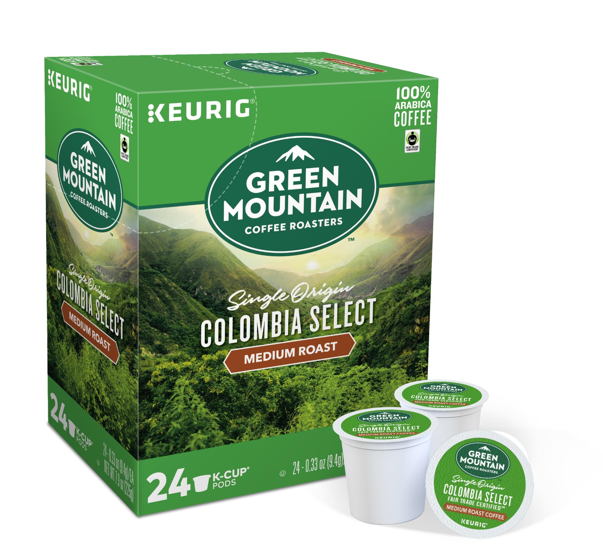 fair trade colombian coffee