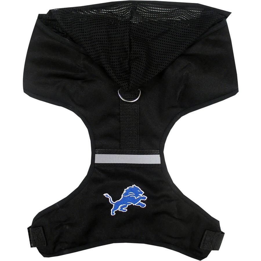 Pets First NFL Detroit Lions Pet Harness, 3 Sizes Available