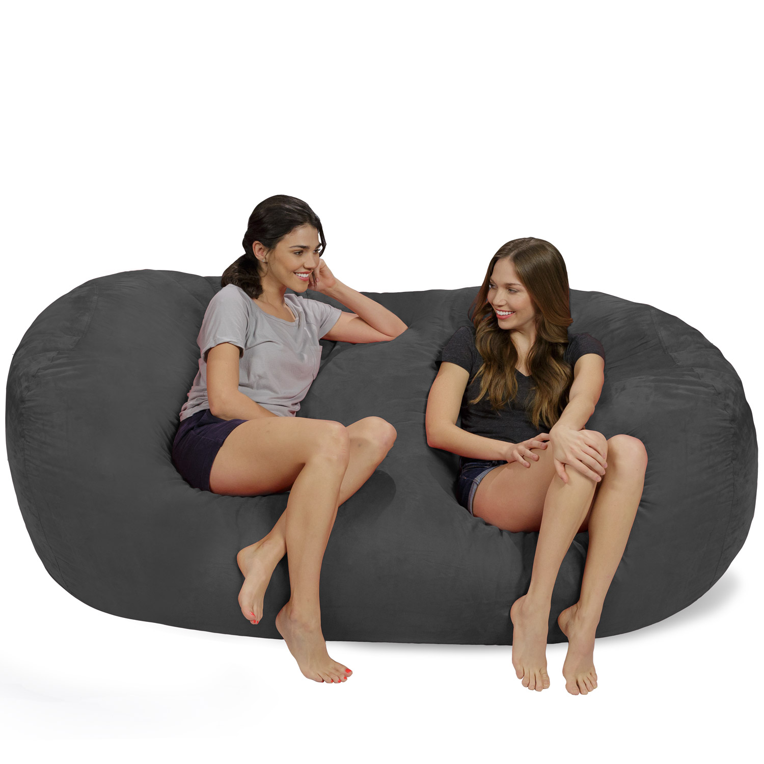 Giant Bean Bag Lounger -7.5 ft