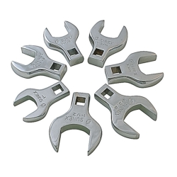 "CROWFOOT WRENCH SET 7PC 1/2DR 1""-1 1/2"""