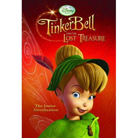 Tinker Bell and the Lost Treasure POSTER Movie D Mini Promo - Tinkerbell Movie