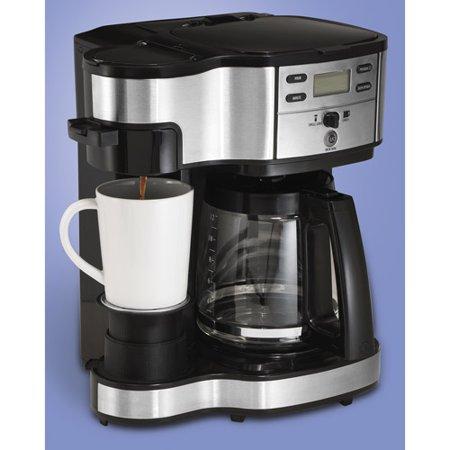 Hamilton Beach 2 Way Brewer Model# 49980Z - Best Coffee Makers