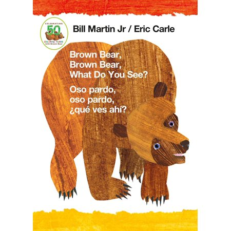 Brown Bear Brown Bear What Do You See Os (Board Book) - Brown Bear Brown Bear Book