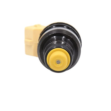 0280150972 Automotive Car Metal Oil Petrol Fuel Injector Nozzle Black for Ford - image 1 of 5