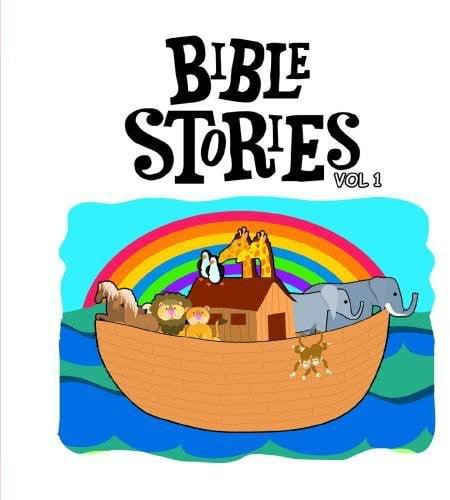 Smiley Storytellers Smiley Storytellers Vol 1 Bible Stories Cd