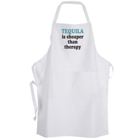 Aprons365 - Tequila is cheaper than therapy – Apron – Drinking Bar