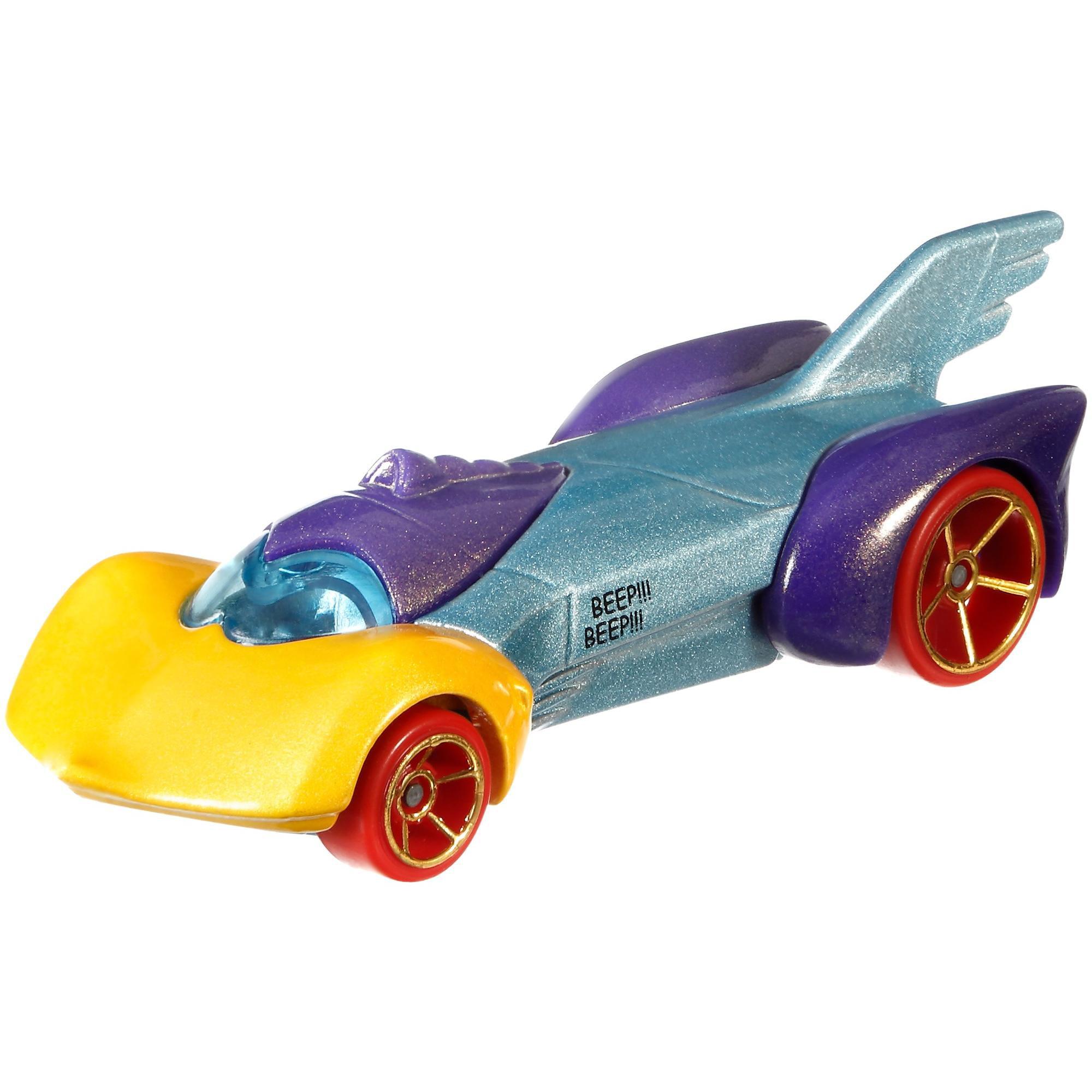 Hot Wheels Roadrunner Character Car