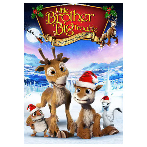 Little Brother, Big Trouble: A Christmas Adventure (2012)