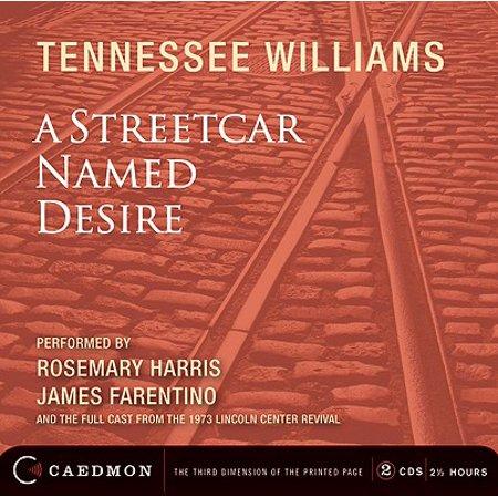 A Streetcar Named Desire (Audiobook)