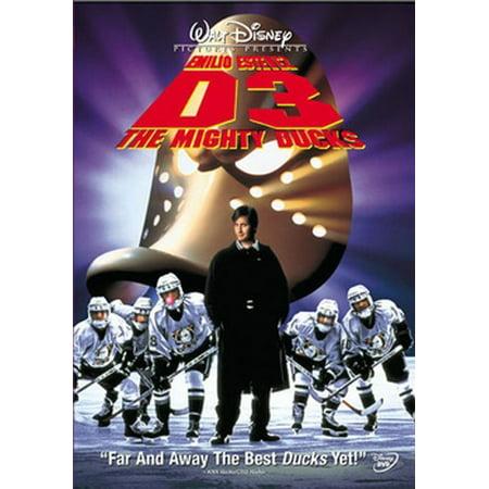 D3: The Mighty Ducks (DVD) - Daffy Duck Halloween Movie
