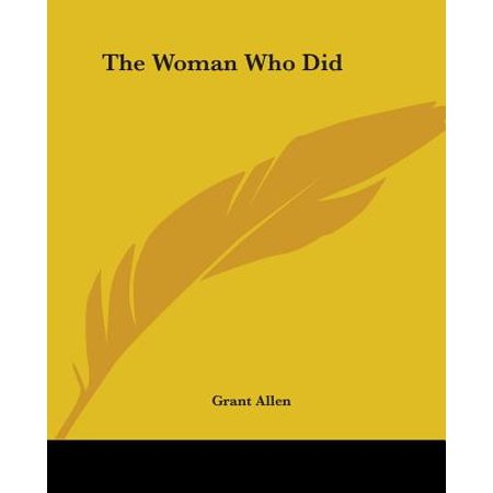 The Woman Who Did ()