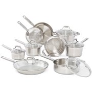 T-fal Elegance Stainless Steel 15-piece
