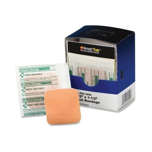 First Aid Only Patch Bandages FAOFAE3000