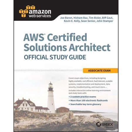 Aws Certified Solutions Architect Official Study Guide Associate