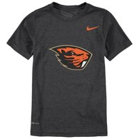 Oregon State Beavers Nike Youth Logo Legend Performance T-Shirt - Anthracite