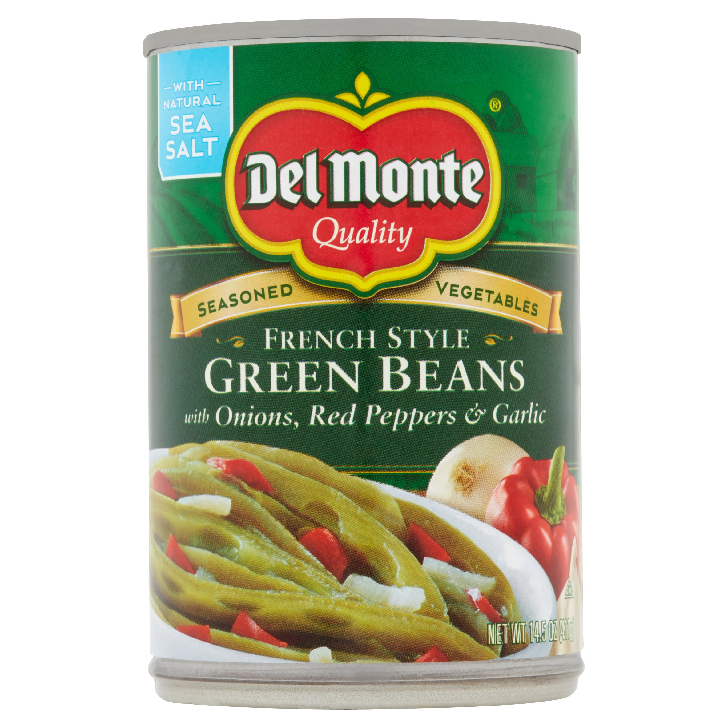 Del Monte French Style Green Beans, 14.5 oz