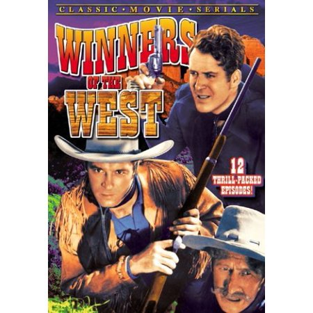 Winners of the West - Chapters 1-13 (DVD)