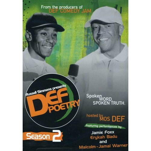 Russell Simmons Presents Def Poetry: Season 2