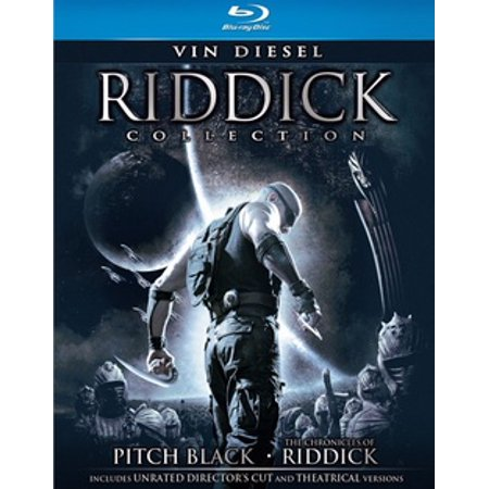 The Chronicles Of Riddick / Pitch Black - Pitch Block