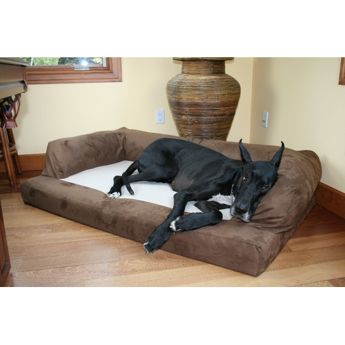 Hidden Valley Products Baxter Couch Bolster Dog Bed