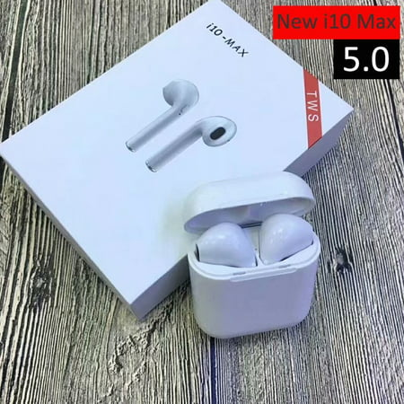 i10 Max TWS Mini Earphone Portable Headset Wireless Headphone with Best Sound