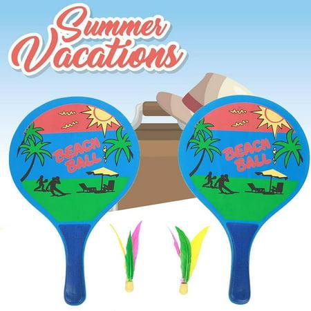 Lv Life Outdoor Creative Entertainment Paddle Ball Beach Racket Table Tennis Ping Pong Rackets